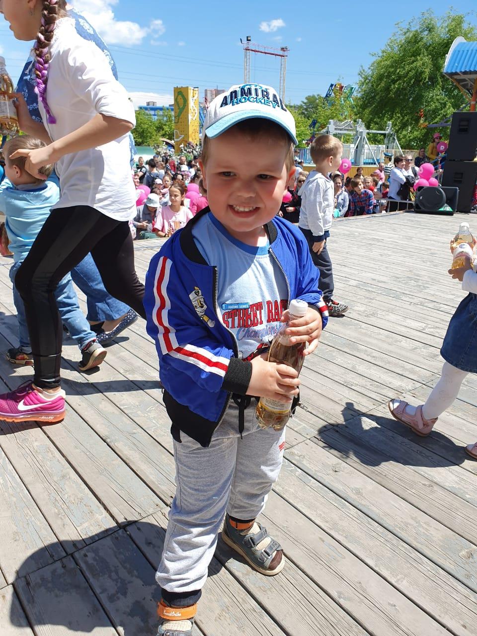 什马科夫弗斯卡亚——儿童节